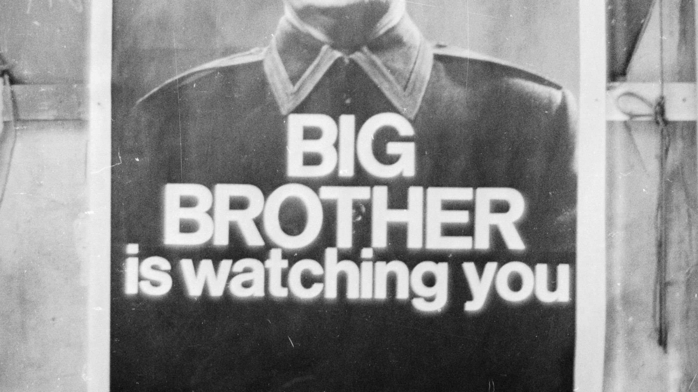 Resultado de imagen para big brother is watching you
