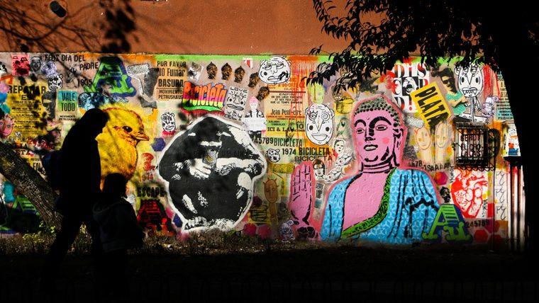 Murales En Rosario Santa Fe