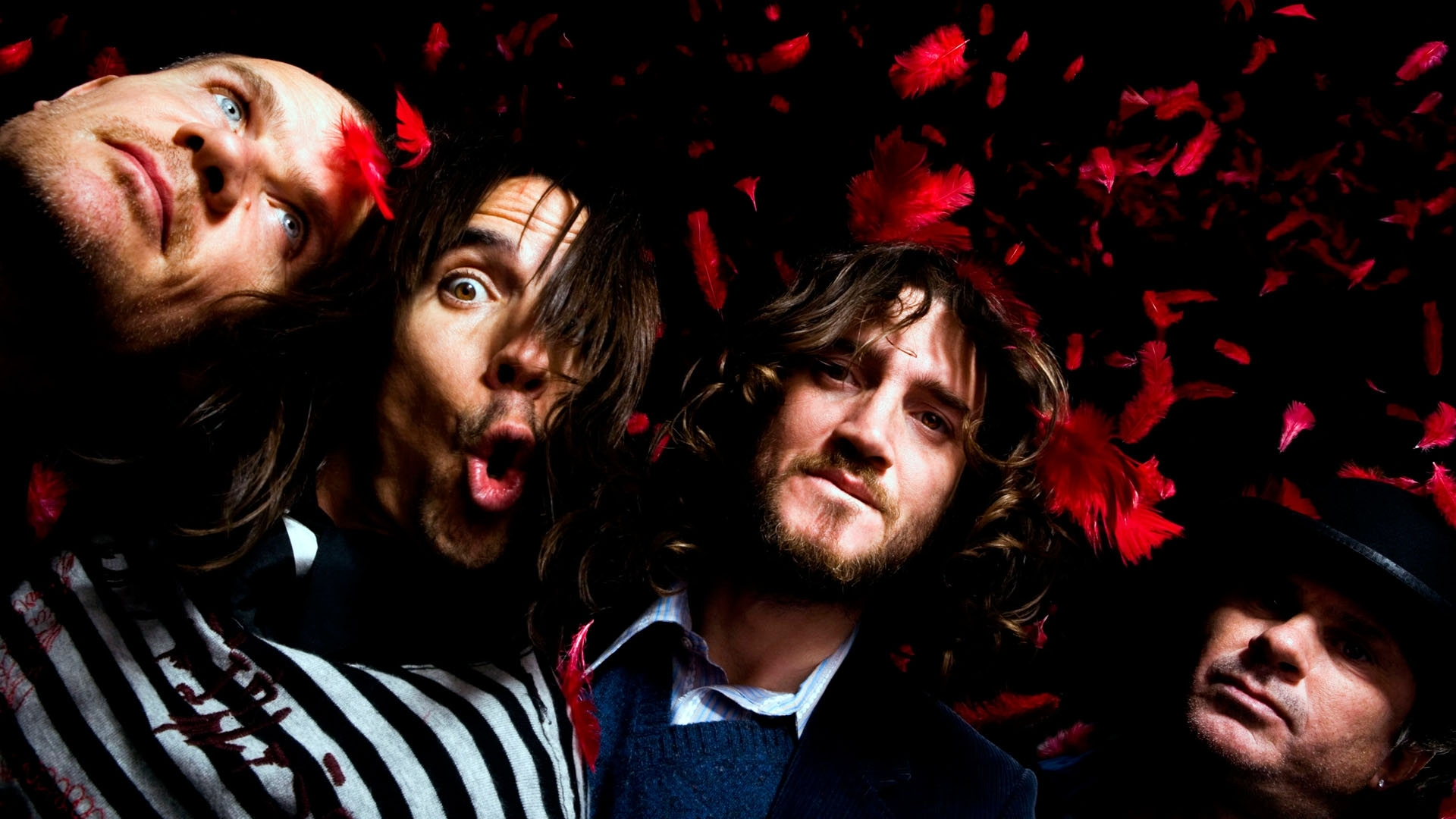 Red Hot Chili Peppers Wallpaper 42707 43718 Hd Wallpapers