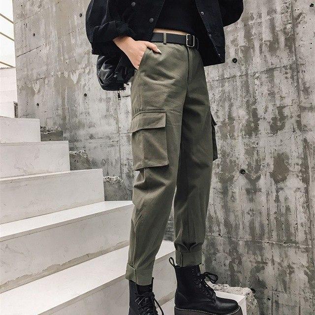 Cargo Pantalon Elegido Para Esta Temporada Clapps